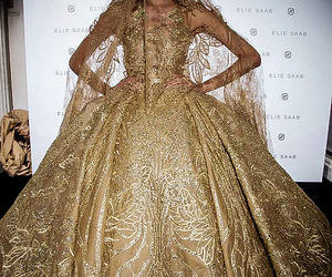 haute couture, fall-winter 2015, and backstage elie saab image