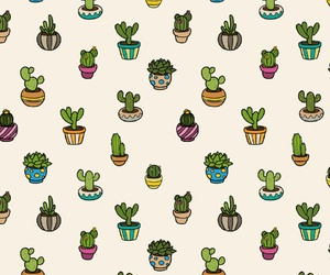background, cactus, and tumblr image