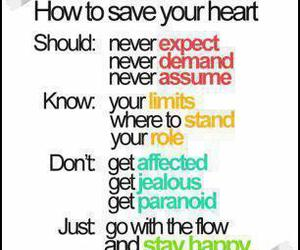 heart, quote, and happy image