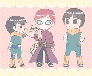 anime, rock lee, and next generation image