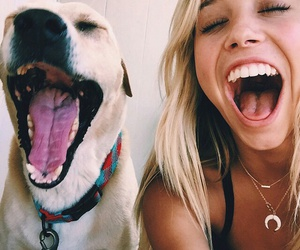 beauty, best friend, and dog image