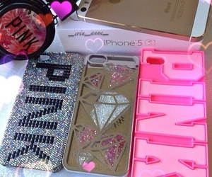 cases, fashion, and pink image