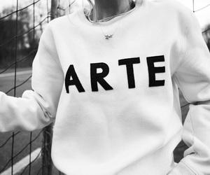 fashion, arte, and style image