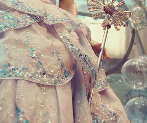 princess, fairy, and dress image