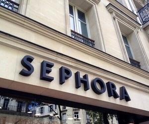 sephora, beige, and makeup image