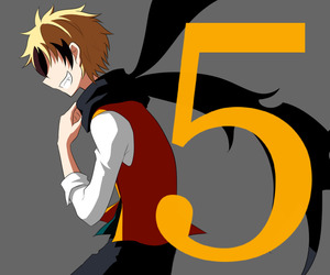 anime, lawless, and servamp image