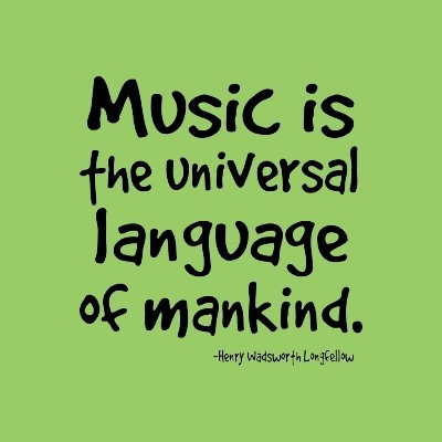 Music Is The Universal Language Of Mankind Quote By Henry