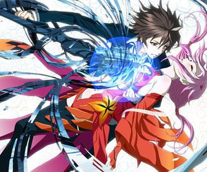 guilty crown and anime image