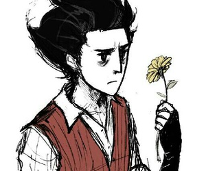 don't starve and wilson image