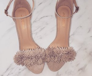 heels, style, and shoes image