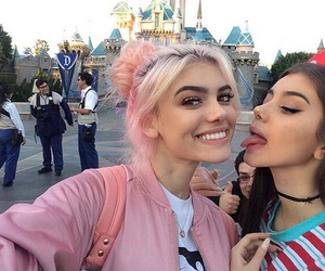 girl, disney, and tumblr image
