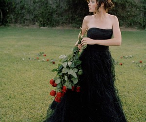 alexis bledel, rose, and dress image