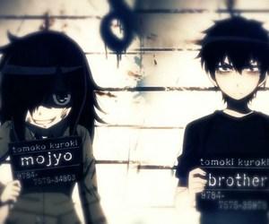 watamote, anime, and tomoko image