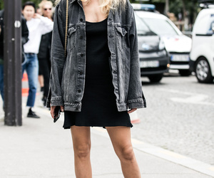 jacket, outfit, and street wear image