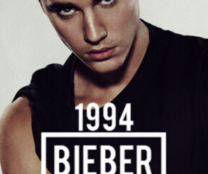 justin, bieber, and 1994 image