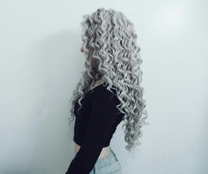 colour, hair, and style image
