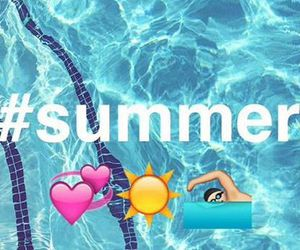 celebrities, holiday, and summer image