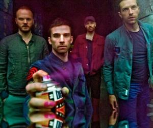 coldplay, band, and Chris Martin image