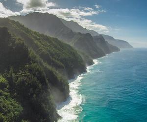 ocean, landscape, and nature image