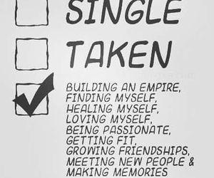 single, goals, and taken image