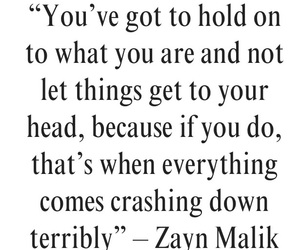 deep, thoughts, and zayn image