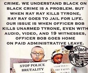police brutality, black men, and black lives matter image