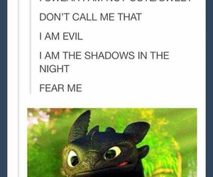 tumblr, evil, and how to train your dragon image