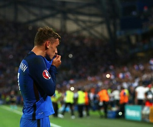 antoine griezmann, euro 2016, and football image