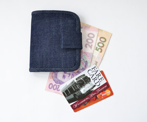 etsy, vegan wallet, and womens wallet image