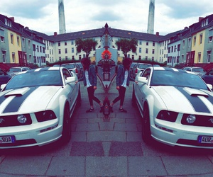 car, cool, and mustang image