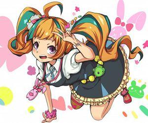kiznaiver and niiyama niko image