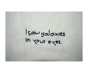 galaxy, love, and alien image