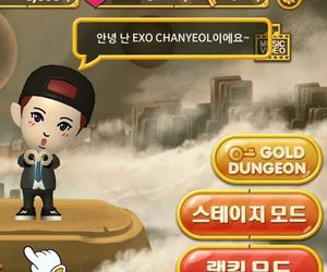 exo, exom, and chanyeol image