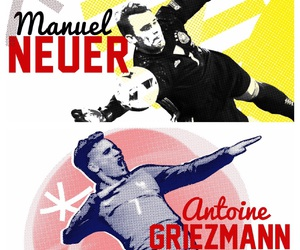 football, france, and germany image