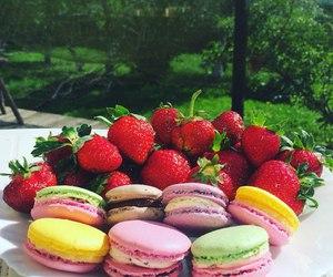 berries and strawberries image