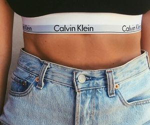 Calvin Klein, fashion, and jeans image