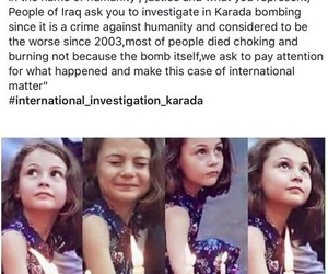 humanity, hashtag, and العراق  image