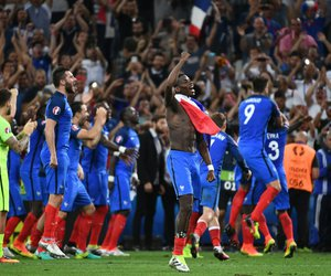 france, pogba, and equipe de france image