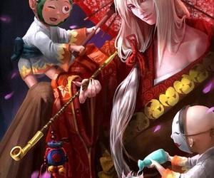 anime and tomoe image