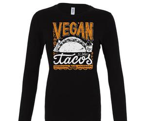 vegan, vegan shirt, and vegan clothing image