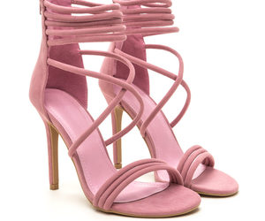 heels, shoes, and stiletto image