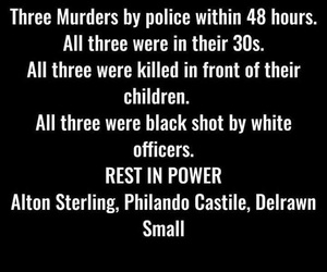 injustice, justice, and police image