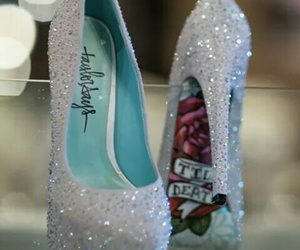 shoes, beautiful, and high heels image