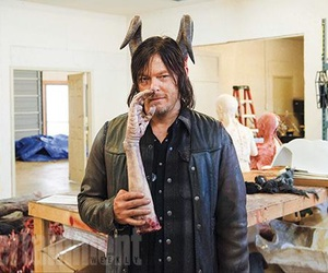 Hot, twd, and norman reedus image