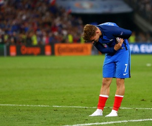 france, griezmann, and euro 2016 image