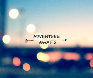 adventure and quotes image