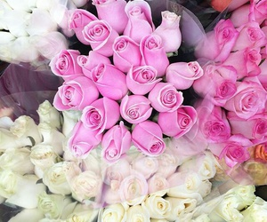beautiful, bouquets, and flowers image