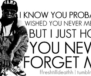 lil wayne, quote, and text image