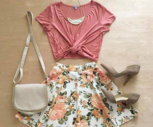 outfit, fashion, and shoes image