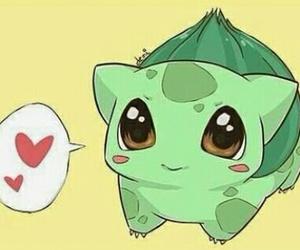 pokemon, bulbasaur, and anime image